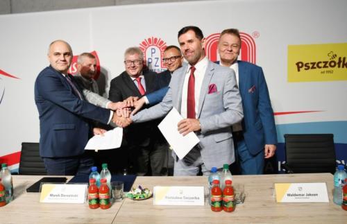 2020/07/20 Polski Cukier sponsorem tytularnym Avii
