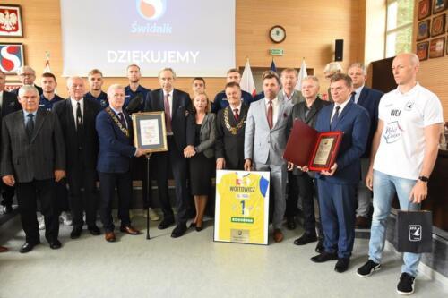2021/09/21 Mistrz honorowym obywatelem Świdnika